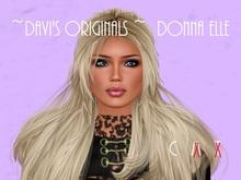 "Female Shape ~ DAVI ~ "" Donna Elle "" ( C ) Special Edition !"