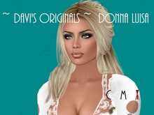 "MP PROMO Female Shape ~ DAVI ~  "" Donna Luisa "" ( C/M ) Limited Edition !"
