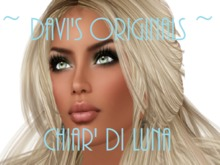 Chiar'di Luna for Pale skins   * The perfect Subtle face/body lights for pale skins