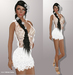 FaiRodis Good Mood mesh white lace outfit DEMO