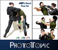 ~{PhotoTonic}~ - .Men's Brawl Poses. *SET*