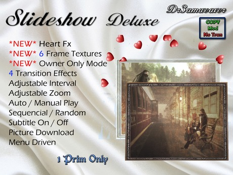 Dr3amweaver Slideshow Picture Frame Deluxe (Copy)