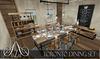 ~BAZAR~ Toronto Dining set
