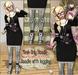 NS::  Kawaii 3 Hoddie and leggins (mesh)