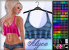 Airy Tops - 150 Colors
