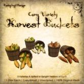 [DDD] Harvest Buckets - Corn
