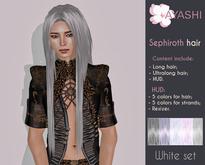 [^.^Ayashi^.^] Sephiroth - white set