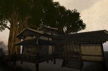:Ryu temple zen teahouse 79P