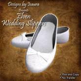 Elven Wedding Slippers