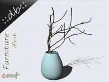 ::db furniture:: Thin branches in small vase