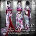 Falln Kimono Rose Princess