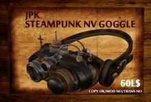 **JPK Steampunk NV Goggle BOX