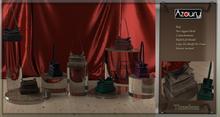AZOURY - Timeless Bag (Pink Dalhia)