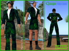 Gaagii Creations - Freebie Package - Mystic Wear (unisex)