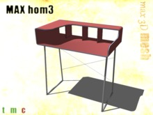 ..MAX.. Modern Home Office Table COL:1:
