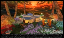 ♡ Romantic 'Garden In A Box' Mega Pack ~ Includes Plants, flowers, Furniture, Pool, Animations & Much, Much More :)