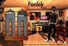 Rerty Foolek Pants Unisex-Mesh (GREY)