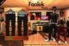 Rerty Foolek Pants Unisex-Mesh (BLACK)