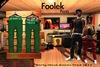 Rerty Foolek Pants Unisex-Mesh (GREEN)