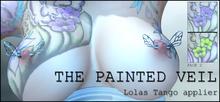 [White~Widow] The Painted Veil Green&Purple Lolas applier