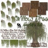 FUD Willow Tree Set Texture Pack