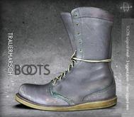 [Deadwool] Trauermarsch Boots