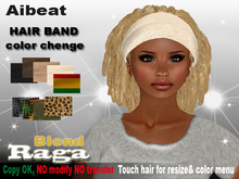 Aibeat *Raga* blond