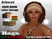 Aibeat *Raga* brown