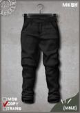 RONSEM* Sarrouel / black (male)