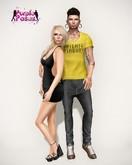PURPLE POSES - Couple 314