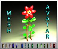 FLOWER MUTANT MESH