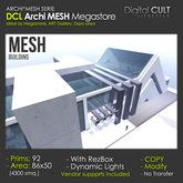 *** DCL Archi MESH Megastore