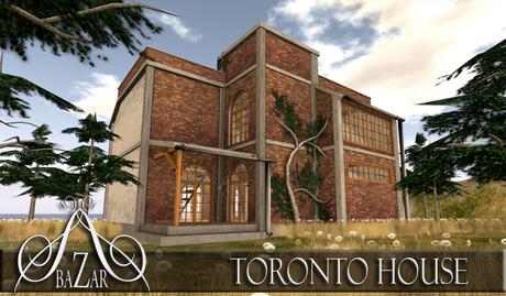 ~BAZAR~ Toronto House (unfurnished)