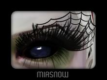 SPIDER WEB LASHES