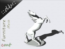 ::db furniture:: Decorative horse statue