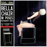 Bella Chair from Diesel Works
