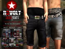 [R3] - Jake Bermuda Pants [V3]