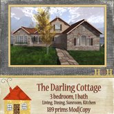 .Happy Homes. The Darling Cottage {Rezzer}