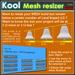 Kool - Mesh resizer v.1.10