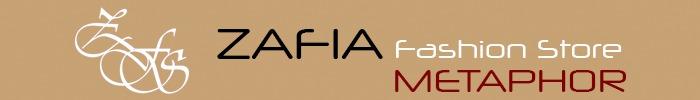 Zafia fashion store banner 2019