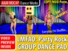 A&M MOCAP - GD_12 Party Rock GROUP (LMFAO - Everyday I'm Shuffling) || Group PAD for 7 avatars