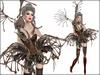 Boudoir Halloween-Voodoo Charm