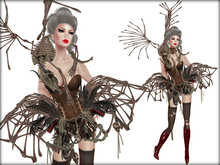 Beautiful Death Couture