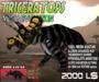 Mesh dinosaur vendors   triceratops2