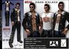 fRmen-0025 MESH Dark walker. Men, biker, outfit, tattoo, outfit, man,