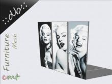 ::db furniture:: Canvas Marylin Glamour