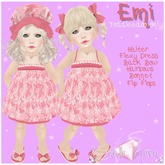 {C*K} Emi Outfit Toddleedoo Outfit Kid and Baby