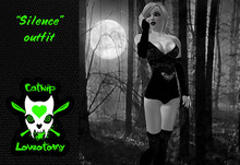 ".::: Catnip Loveotomy :::. - outfit ""Silence"""