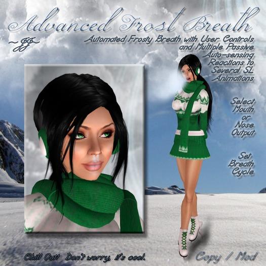 ~JJ~ Advanced Frost Breath