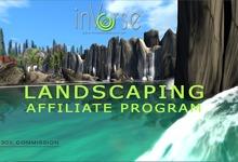 inVerse® Landscaping Affiliate Program 30% commission